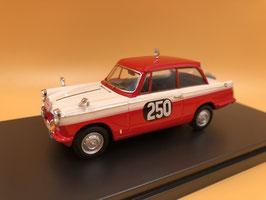 Triumph Herald - A.Cleghorn - Montecarlo Rally (1960)
