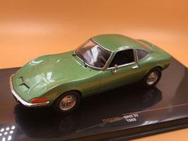 OPEL GT J (1969)