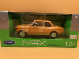 BMW 2002 ti - ARANCIO - WELLY