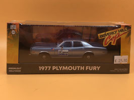 "PLYMOUTH FURY POLICE ""BEVERLY HILLS COP"""
