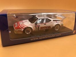 BMW M1 Gr.4 - B.Darniche - Tour de Corse (1982)
