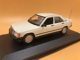 MERCEDES BENZ 190E W201 (1982) - BIANCO