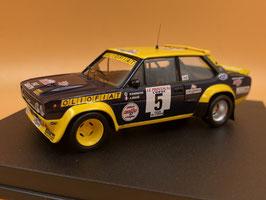 Fiat 131 Abarth - B.Darniche - Tour de Corse Rally (1977)
