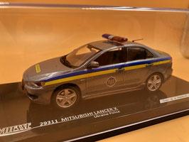 Mitsubishi Lancer POLICE UKRAINA (2007)