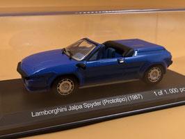 Lamborghini Jalpa Spyder (1987)