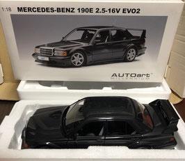 Mercedes Benz 190E Evolution II (1991)