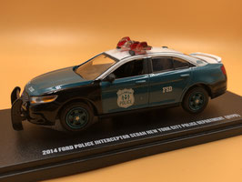 Ford Police Interceptor NYPD (2013)