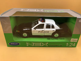FORD CROWN VICTORIA POLICE - WELLY