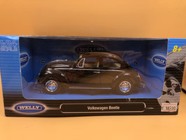 VOLKSWAGEN BEETLE - NERO - WELLY