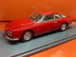 ALFA ROMEO 2600 SZ (1967) ROSSO