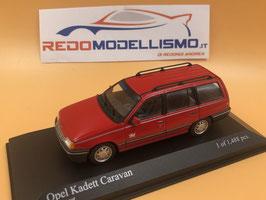 OPEL KADETT E CARAVAN CLUB (1989) - MINICHAMPS 1/43