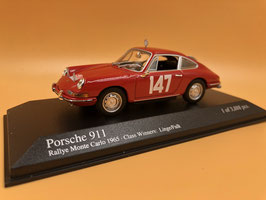 Porsche 911 - Linge - Montecarlo Rally (1965)