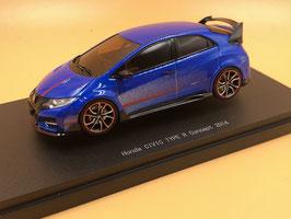 Honda Civic FK2 Type R Concept (2014) - Blu