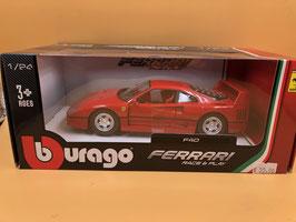 FERRARI F40 - BBURAGO