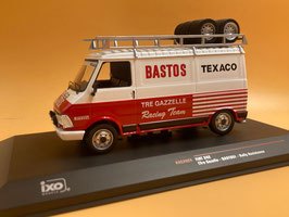 Fiat 242 E - Rally Bastos Tre Gazzelle Assistance - 1979 ERC