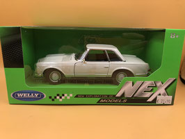 "MERCEDES BENZ 230 SL ""PAGODA"" - BIANCO - WELLY"