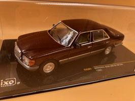 Mercedes Benz 500 SE W126 (1980)