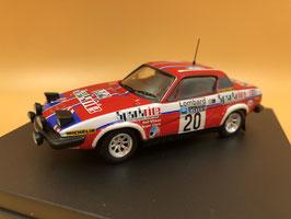 Triumph TR7 V8 - R.Clark - RAC Rally (1980)