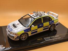 Mitsubishi Lancer EVO VIII POLICE INTERCEPTOR UK (2007)