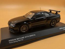 Nissan Skyline (R34) GT-R NURBURGRING TEST CAR (2004)