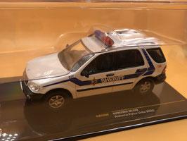 Mercedes Benz ML 320 ALABAMA SHERIFF USA (2003)
