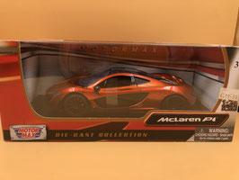McLAREN P1 - ARANCIONE - MOTORMAX