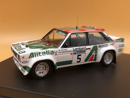 Fiat 131 Abarth - W.Röhrl - RAC Rally (1978)