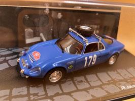 Matra D Jet - J.P.Jassaud - Montecarlo Rally (1966)