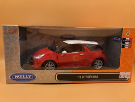 CItRoEN DS 3 - ROSSO - WELLY