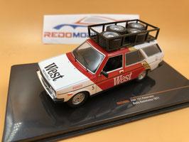 Fiat 131 Panorama - Team West Assistenza - 1977 ERC - IXO RAC 306X