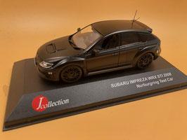 Subaru Impreza STI Nurburgring Test Car (2008) - Matt Black