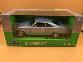 CHEVROLET IMPALA SS396 COUPE' (1965) - WELLY 1/24