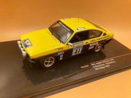 Opel Kadett Gt/e  - B.Danielsson - RAC Rally (1976)