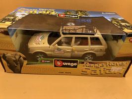 Land Rover Range Rover Safari - Bburago 1575 - 1/24