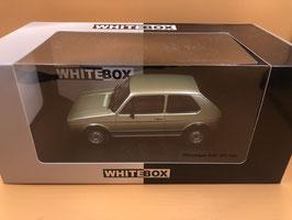 VOLKSWAGEN GOLF MKI GTI 1.8 - WHITE BOX 1/24