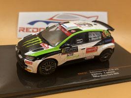 Volkswagen Polo R5 - O.Solberg - Rally Monte Carlo (2020) 1/43
