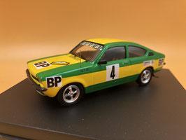 Opel Kadett Gt/e  - J.L.Clarr - Winner Mille Pistes Rally (1976)