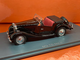 MG TD MKII (1950) - NEO 1/43