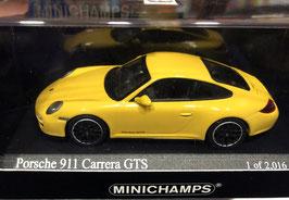 Porsche 911 (997) Carrera GTS (2011)