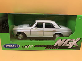 MERCEDES BENZ 200 /8 - BIANCO - WELLY