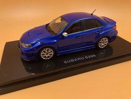 Subaru Impreza WRX S206 (2011) - Blu