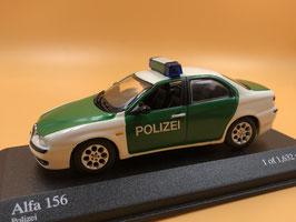 Alfa Romeo 156 ts POLIZEI GERMANY (1997)