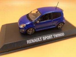 RENAULT TWINGO SPORT RS (2008)