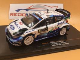 Ford Fiesta WRC - T.Suninen - Rally Monte Carlo (2020)