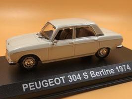 PEUGEOT 304 S BERLINE (1974)