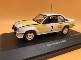 Opel Ascona 400 - A.Kulläng- Winner Swedish Rally (1980)