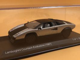 Lamborghini Countach Evoluzione (1987)