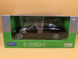 MERCEDES BENZ S CLASS - NERO - WELLY