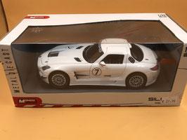 MERCEDES BENZ SLS AMG GT3 - MONDOMOTORS