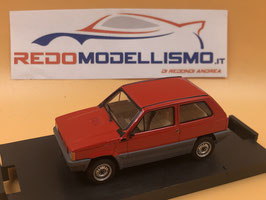 FIAT PANDA 30 (1980) - ROSSO